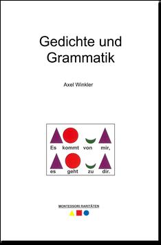 BM010: Gedichte und Grammatik