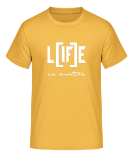 Tshirt [Life in motion]