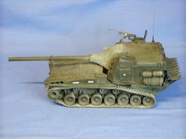 Schwere Panzerkanone 155mm M53