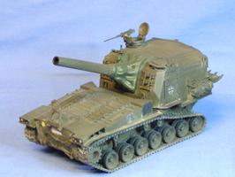 Schwere Panzerhaubitze 203mm M55