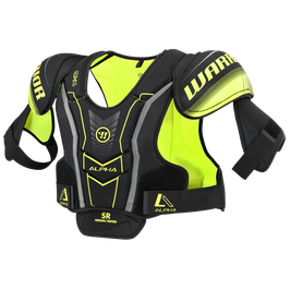 Warrior Alpha QX4 Shoulder Pad SR