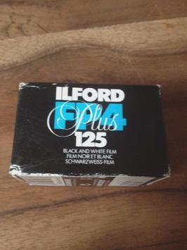 Pellicule photo Ilford FP4 Plus 125 - N/B ISO 125/22 - 02.1998
