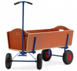 Bollerwagen aus Holz
