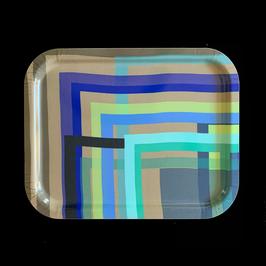 Tray - Tablett - Plateau TMM 102 Metromap