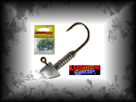 UltraLite LunkerGrips 3.5g Fin-S Fish Head