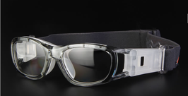 Sports Glasses for Kids Transparent Grey - New stocks just arrived!