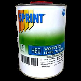 KIT BARNIZ H69 VANTIX 1L (Antidescuelgue) + Catalizador 0,5L