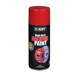 Spray para Pinzas de Freno ROJO HB-Body 400ml