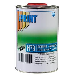 KIT BARNIZ  H79 AIR-WIDE UHS RÁPIDO 1L (Secado Aire) + Catalizador 0,5L