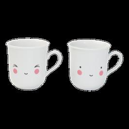 A little lovely company 'Thirs-Tea' Tassen Set 'Fun'