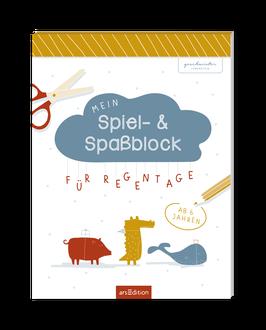 SPIEL- & SPASSBLOCK FÜR REGENTAGE