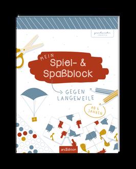 SPIEL- & SPASSBLOCK GEGEN LANGEWEILE