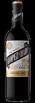 Hacienda Lopez de Haro Crianza 2015