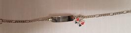 925 Kinderarmband Silber SAB26