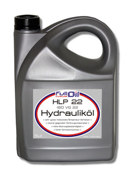 full custom oil hlp 22 hydraulik l. Black Bedroom Furniture Sets. Home Design Ideas