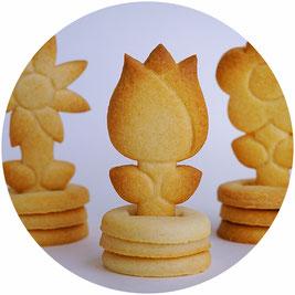 Recept traditionele zandkoekjes koekjesdeeg