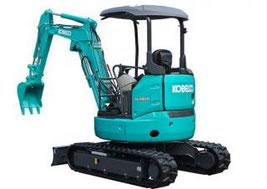 Kobelco SK 28 SR 6E Excavator
