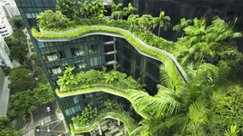 Green building in Singapore