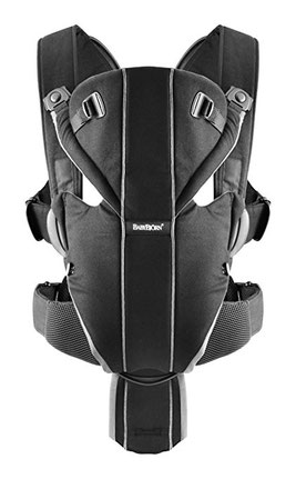 BabyBjorn Baby Carrier Miracle for Travel With Baby