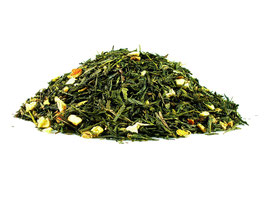 Ingwer Zitrone Grüner Tee Grüntee