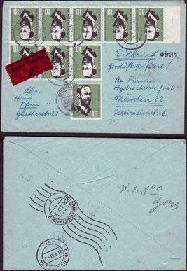 Briefträgerstempel 143