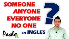 Pronombres indefinidos para personas Pacho8a
