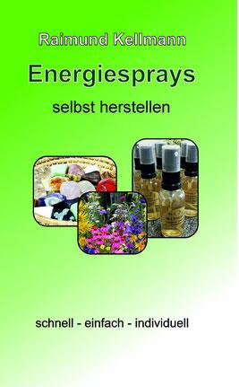 Buch Energiesprays selbst herstellen