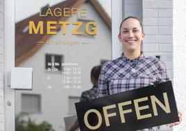 Nicole Kuster, Verkäuferin und Köchin