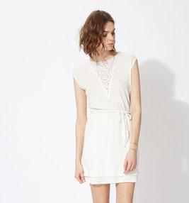 Maje Linen Dress