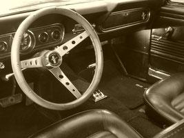 Oldtimer Mustang Brassat Ilsede Karosseriebau