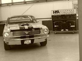 Mustang Brassat Oldtimer Karosseriebau Fahrzeugbau