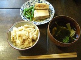 高野豆腐いんろう煮