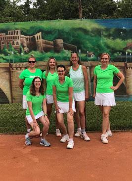 Unsere Damen verlieren 8:1 in Kirchheim