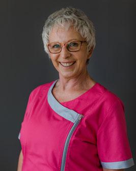 Margit Zeus | med. Fachangestellte
