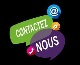 contactez-nous, e-mail, téléphone, courrier