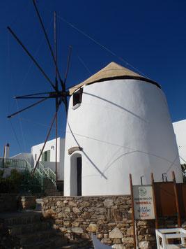 Le moulin Anemolis