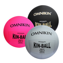 Ballon géant de Kin ball Omnikin. Ballon de kin-ball taille officielle 122 cm à acheter au meilleur prix.