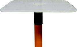 Plateforme de poull-ball pour jeu de poull ball de qualité et au meilleur prix. Plateforme de poull-ball 30 x 30 cm.
