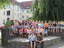 Erprobungsstufe der Bosse Schule Bielefeld - Städtische Realschule mit offenem Ganztag