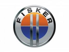 Fisker car logo