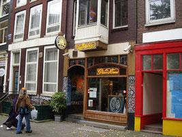 Coffeeshop Weedshop Greenhouse Namaste Amsterdam