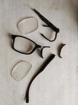 Mein letzter Wille: Frauchen mit Brille!