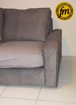 Réduction des accoudoirs canapé ikea