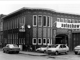 "Garage ""Carel Wolf"" in de jaren '70"