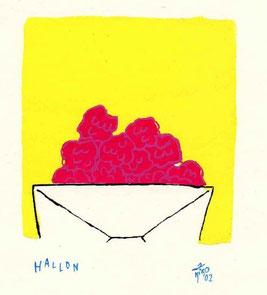 © HALLON by カミユキコ