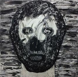 Im ständigen Wandel 3: Acryl auf Leinwand, 50 x 50 cm, 2019/2020