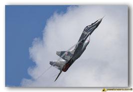 Air Tattoo Meeting-1 - MiG-29 Fulcrum A