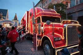 Coca Cola Weihnachtstour Aschersleben - Klick!