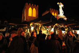 Bernburger Weihnachtsmarkt - Klick!