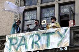 Mit Rathaussturm Karneval eröffnet - Klick!